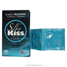 Hot Sale Types Male Latex  Condom from China Factory