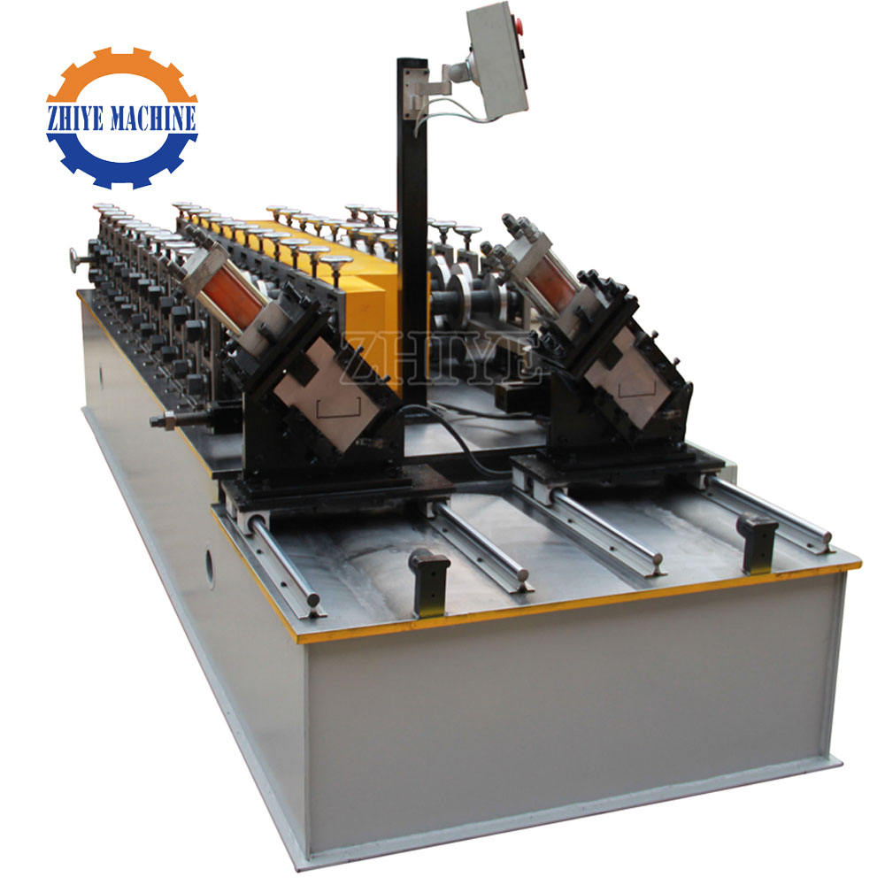 Durable Quality Building Material Light Steel Stud Framing Roll Forming Machine