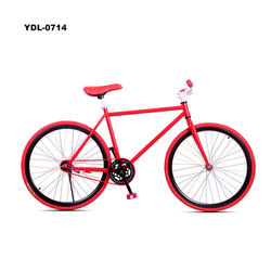 26 Inch Customized Design Fixed Gear Bike Hot Sales Fashion Bicycle New Products On China Market