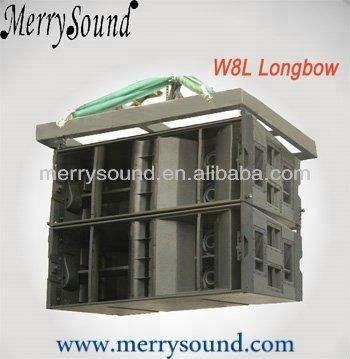W8L Longbow, speakers and loudspeaker,used line array,sound system