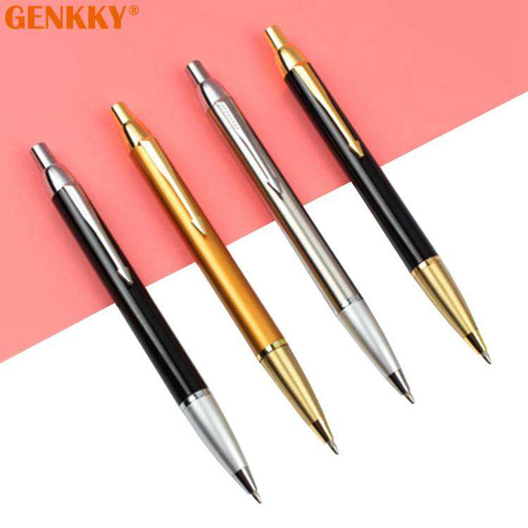 Good quality parker refill metal pens ballpoint writing custom business pen