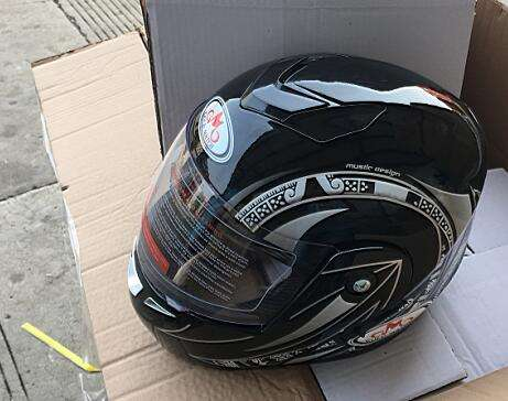 DOT ECE MOTORCYCLE HELMET