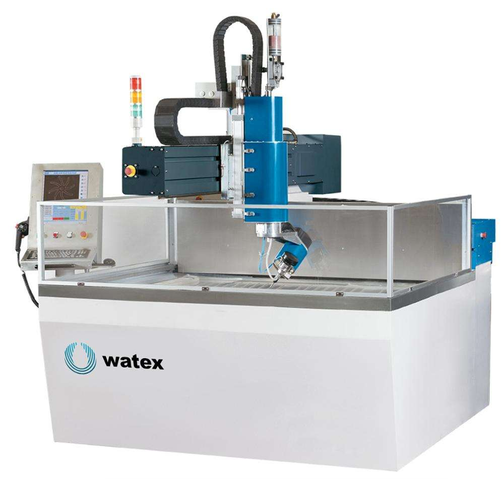 waterjet cutting machine for granite marble stone cutting with CE certification