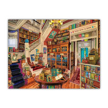 Customized 1000 Pieces Paper Board Signature Collection Jigsaw Puzzle