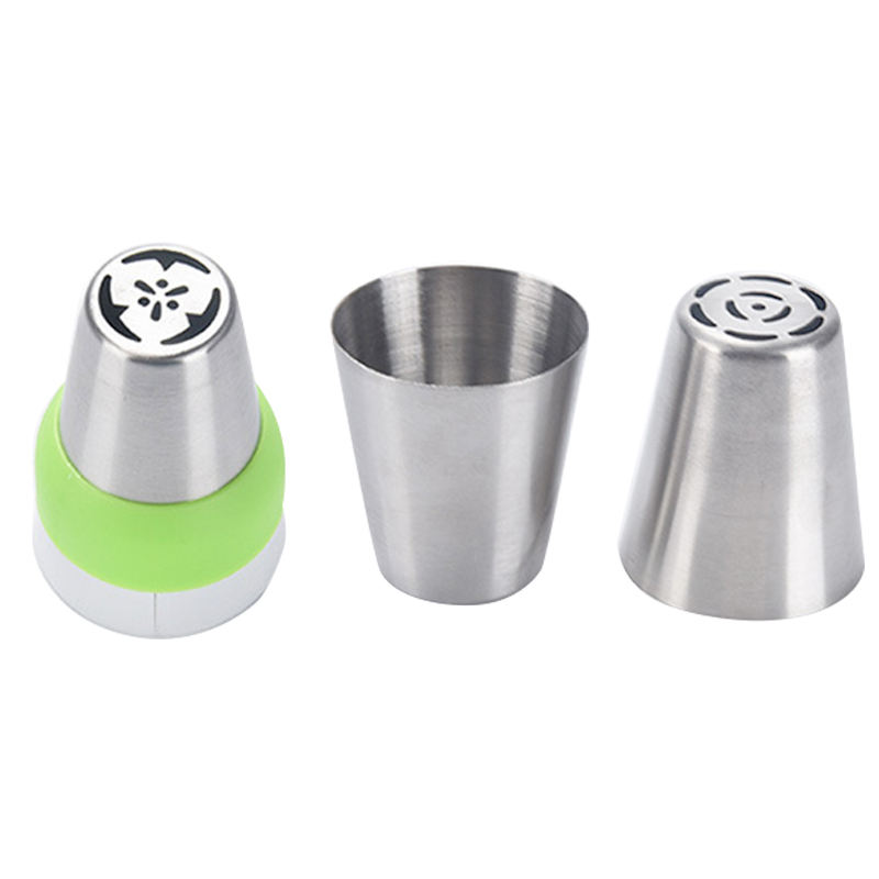 2020 New Arrivals stainless steel cake decorating tools, New Products On China Market diversified cake decorating sets
