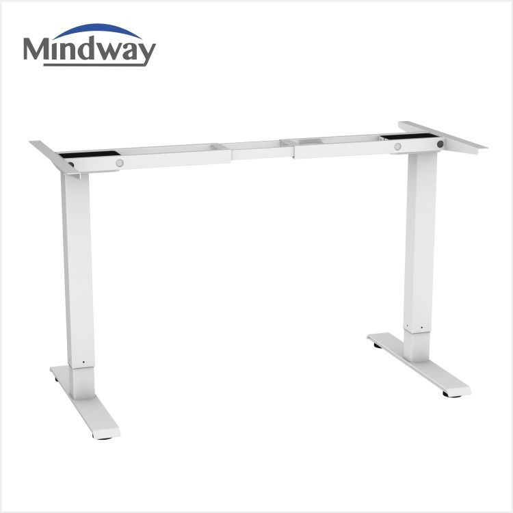 Healthy Working Office Table Height Adjustable Standing Table