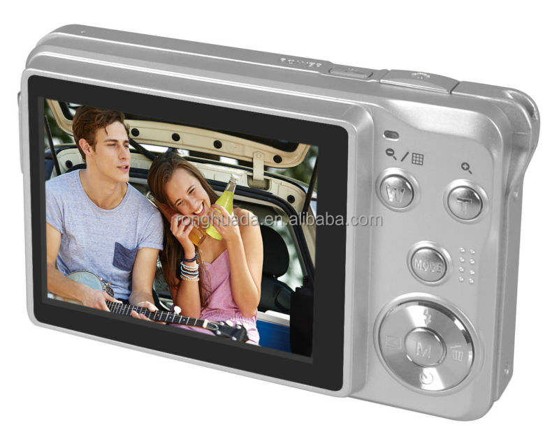 Max 18.0Mega pixels picture high quality digital video camera for christmas gift