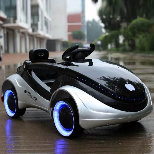 Ride On Car 2019 Best Sell Kids Electric Car / Children Toy Car / Battery Car For Baby With Remote Control LED Ride On Car