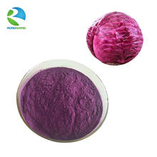 Natural low price anthocyanins red cabbage color