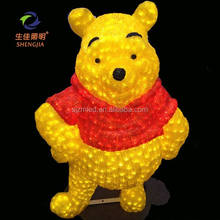 LED Wholesale China manufacturer Products directory led motif light Winnie the pooh