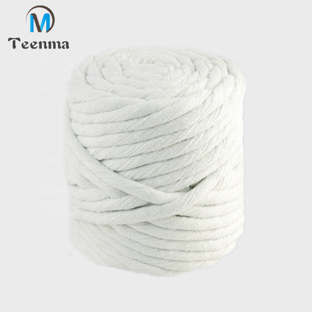 Fireproof and Heat Insulation Ceramic Fiber Rope Gasket