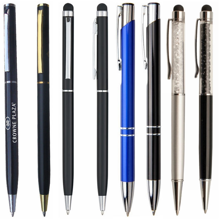 Aangepaste Metal Ball Pen/Metalen Balpen/Promotionele Metalen Pen