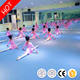 Indoor High Quality china plastic pvc vinyl glass white colour dance floor for sale