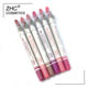 Liner CC1390 Chunky Promotional Multi-colors Lip Liner Pencil With Private Label