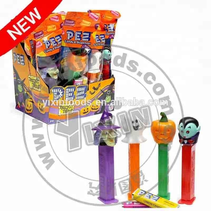 Halloween PE Z Candy Packs