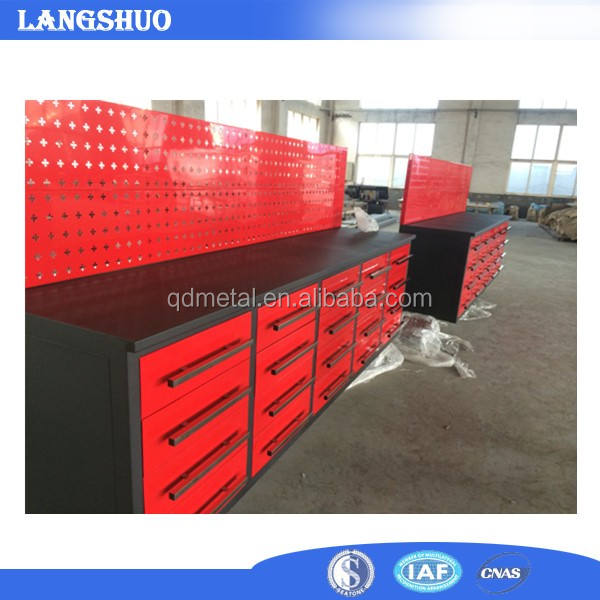 LS.Us General Tool Box Parts Power Coating Storage Tools Roller Tool Cabinet /Metal Tool Boxes / Tool Chest Made In China