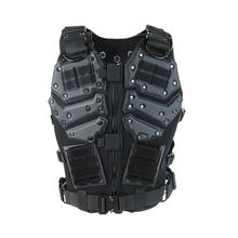 Action union TF3 Military tactical combat vest with molle system for Special Forces hunting airsoft wargame