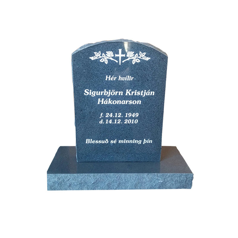 Hot Selling High Quality Good Price Customized Grave Marble Tomb American Headstones Monuments Memory Stones