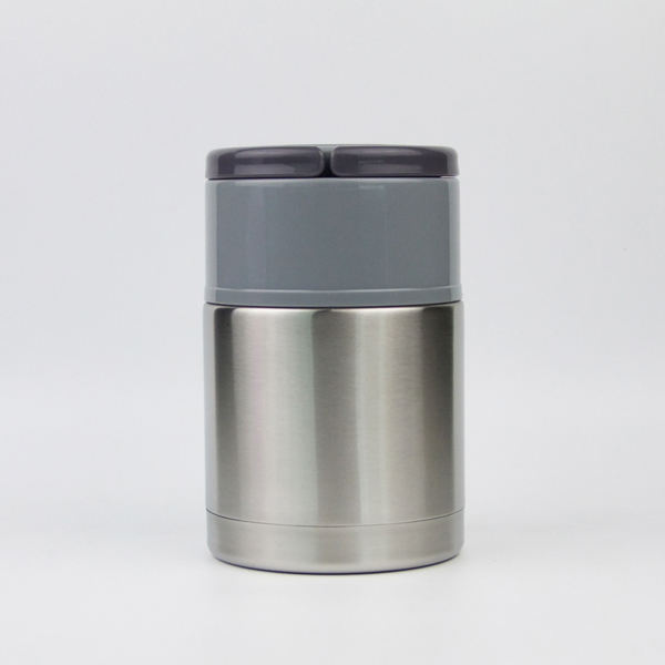 650ML Togo Stainless Steel Thermos For Hot Food Insulated Lunch box Food Flask Container for Kids