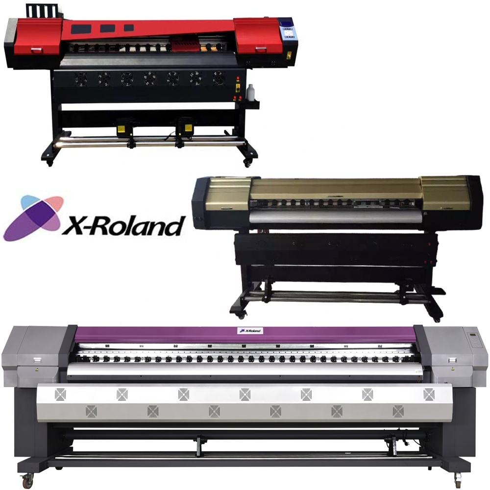 guangzhou x-roland printing co.,ltd Best Price for Epson DX7 printer