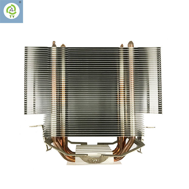 aluminum anodized heat sink cpu 6063 T5 complete in specifications