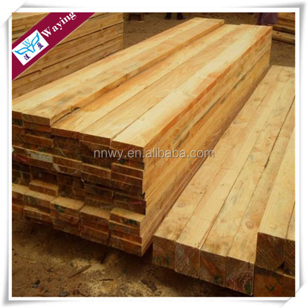 Cheap Price Eucalyptus Square Wood for Pallet Use
