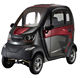 china electric small smart car with 60V1000W motor for old people
