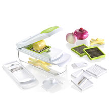 Hot sell Multi-functional vegetable kitchen cutter Magic Slicer Dicer Chop Fruits Vegetable Tools Kitchen Pro Dicer