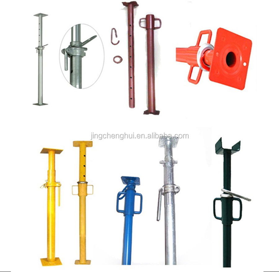 Wholesale heavy duty shoring props system scaffolding