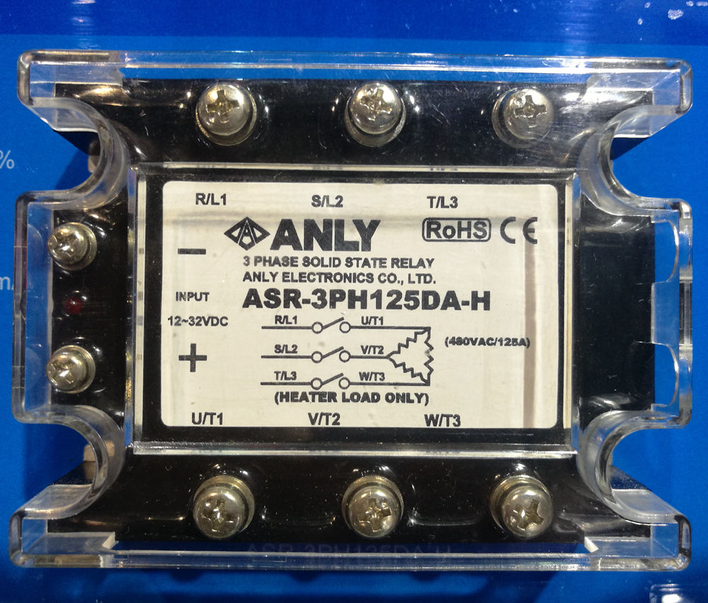 ANLY solid state relay SSRs anly timer authorised distributor by ANLY TAIWAN