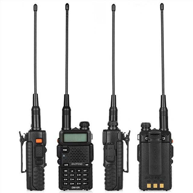 2019 Baofeng DM-5R Plus Digital Walkie Talkie Tier I Tier II Tier 2 DMR Digital&Analog Two-Way Radio Dual Band Repeater DM5R