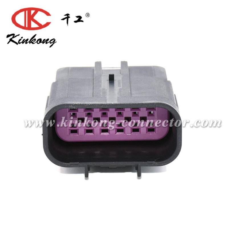 12-Way Male Metri-Pack Housings GT 150 Series Pack of 1 Sealed #15326854 -