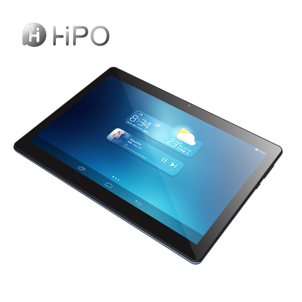 Hipo K10 Pro Octa Core 3G 4G 2GB 32GB Android Front NFC Tablet 10 Inch With CE RoHS Ce