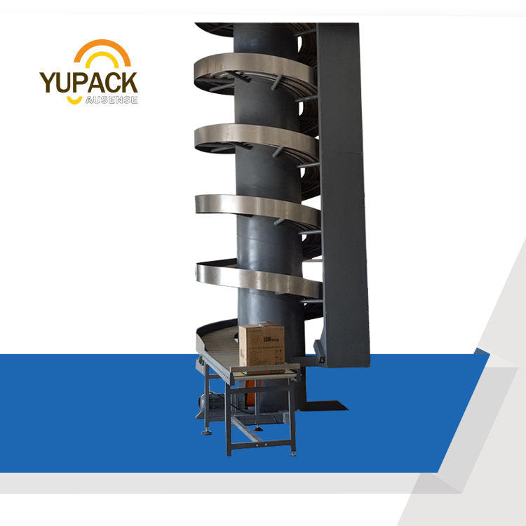spiral conveyor,screw conveyor for carton boxes