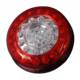 Top quality Auto parts trailer lamp led tail light Round truck led tail light of LT111