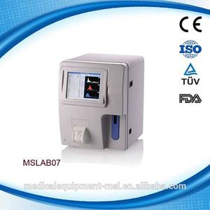 MSLAB07 High Sensitivity Fully Automated Hematology Analyzer Medical Blood Test Machine