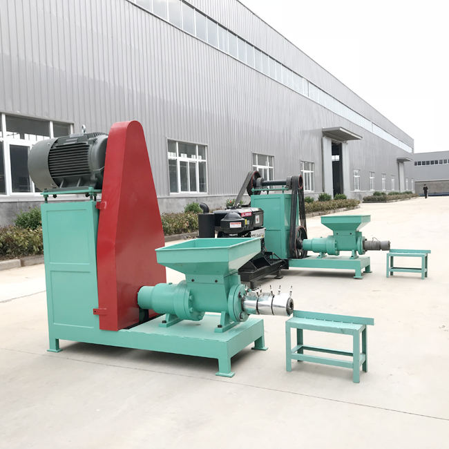 Europe exported charcoal briquette machine/sawdust briquette machine/charcoal briquette making machine