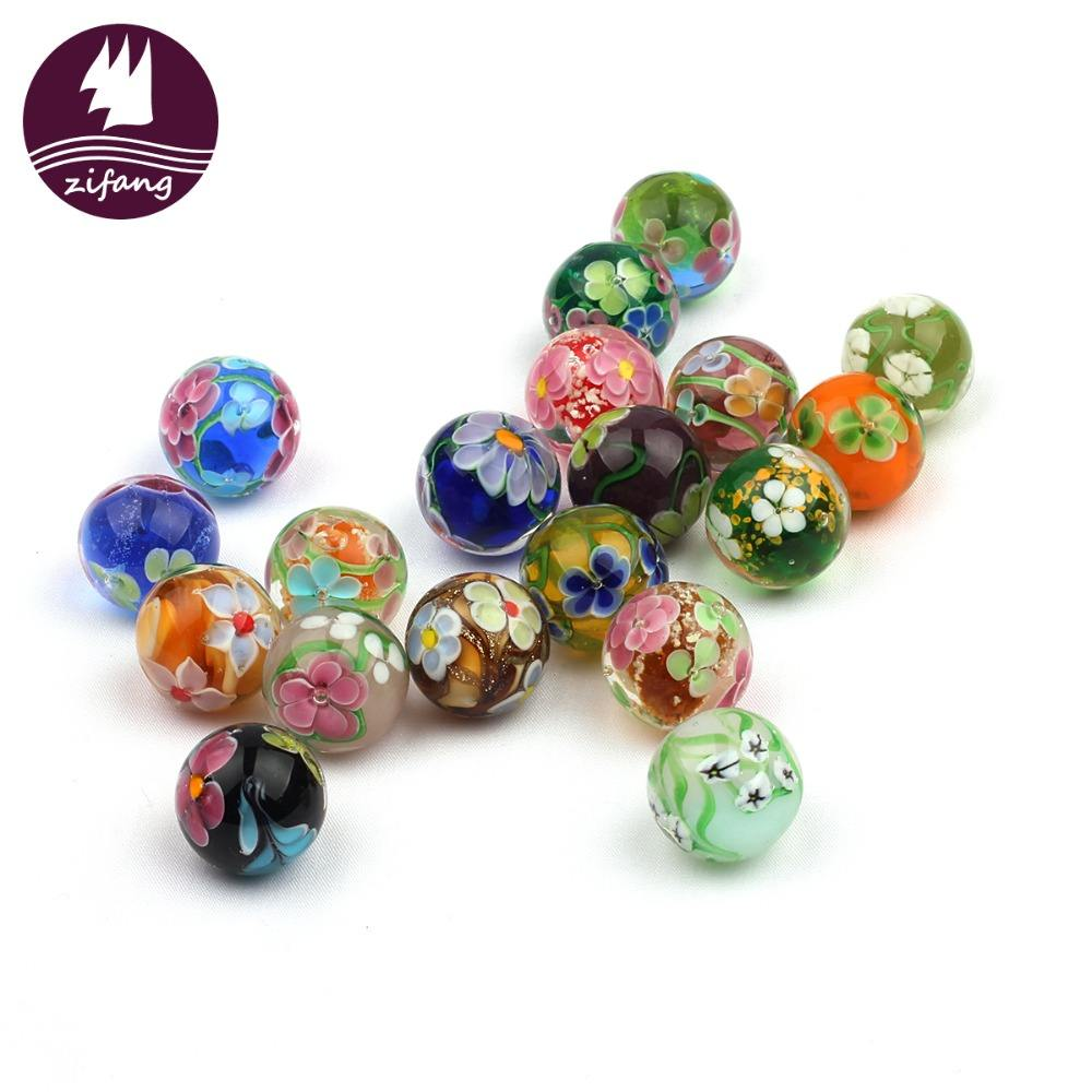Modern [ Glass ] Glass Glass Marbles Decoration Exquisite Home Decoration Craft Glass Marbles For Modern Design