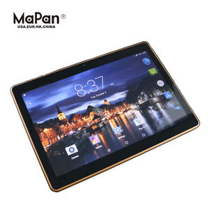MaPan F10B 3G tabletten 10 inches android 6.0 Quad core 1.3 GHZ HD screen met twee camera