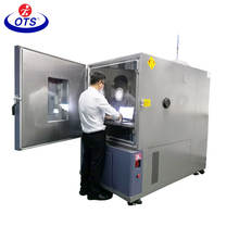 Laboratory Control High Low Temperature Test Chamber for Test and Calibration