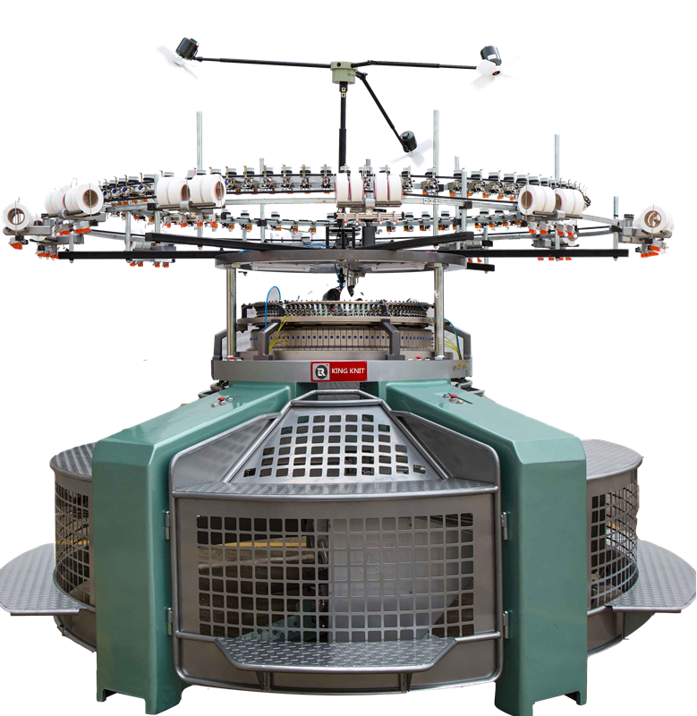 Double Jersey/Interlock/Rib jacquard open width circular knitting machine manufacturers price
