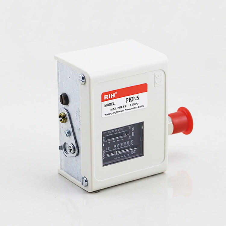 PKP1/PKP2/PKP35 Air Compressor Pressure Switch Control Water Automatic Danfoss Pressure Controller for Pumps