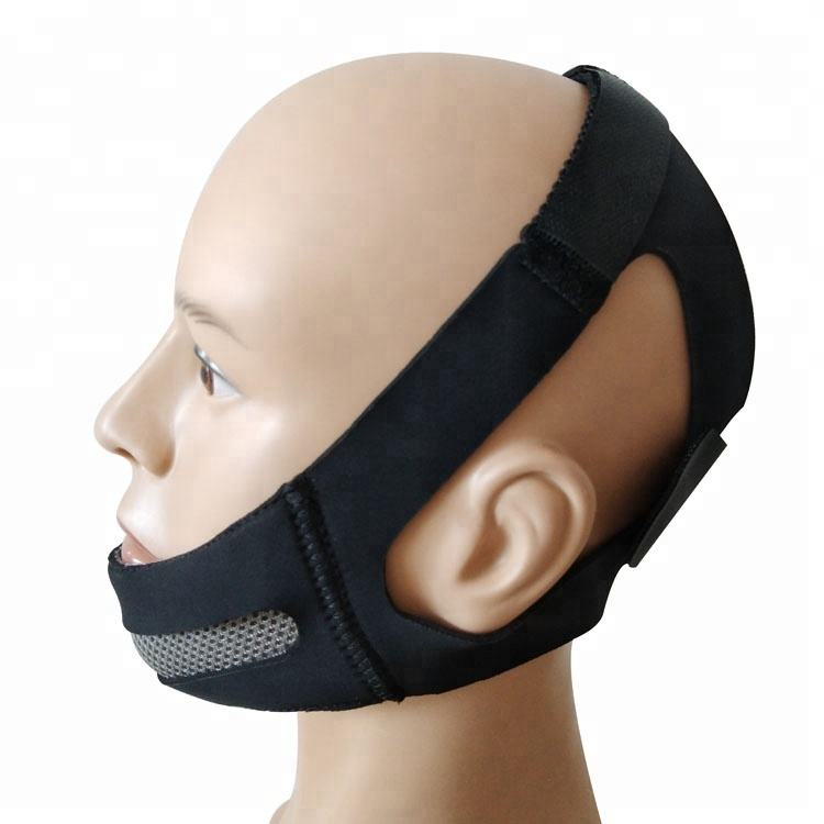 New Design best selling comfortable anti snoring chin strap for stopping snoring effectively