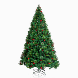 Hot Sale 7ft Pvc Christmas Tree Wholesale Artificial Christmas Tree