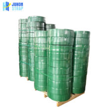 Green plastic strip supplier from China