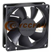 80x80x25 80mm 8025 ac samll brushless axial fan cooler 220v for inverter