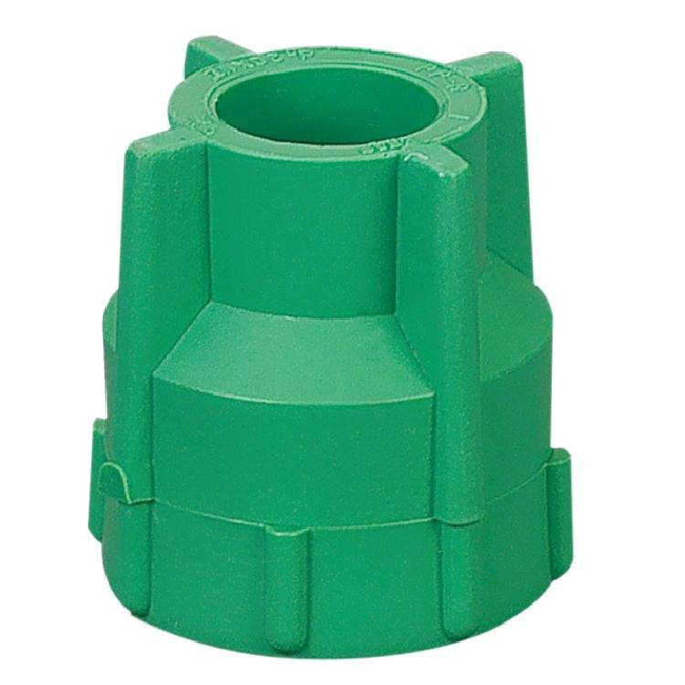 ERA PPR/Plastic/pressure DVGW Certificate Top Quality Water Plumbing Supply Female Thread Adaptor