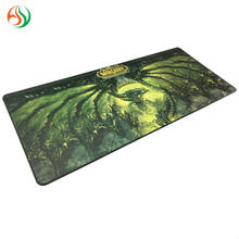 90x40cm Laptop Computer Rubber Keyboard Mat Extra Desktop Mat Overlock Large Gaming Mouse Pad With Stitching Edges