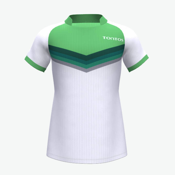 Custom jeugd voetbalshirts groothandel rugby league jerseys