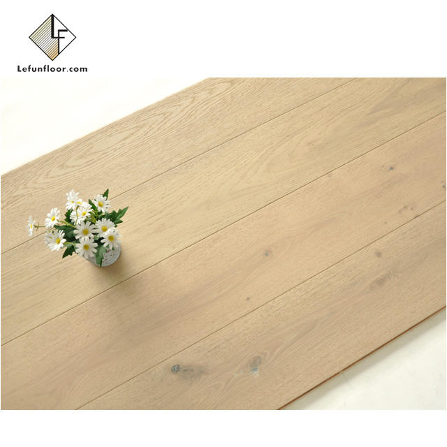 wholesale prices light oak parquet flooring